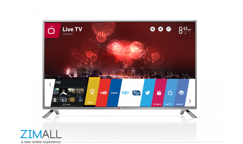 LG 47 Inch Cinema 3D Smart TV