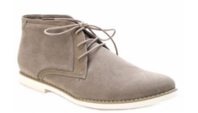 Lace up Desert Boot