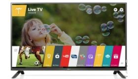 LG 50 Inch 3D Smart TV 50LF650T
